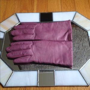 Portilano wonderful Leather mid length gloves
